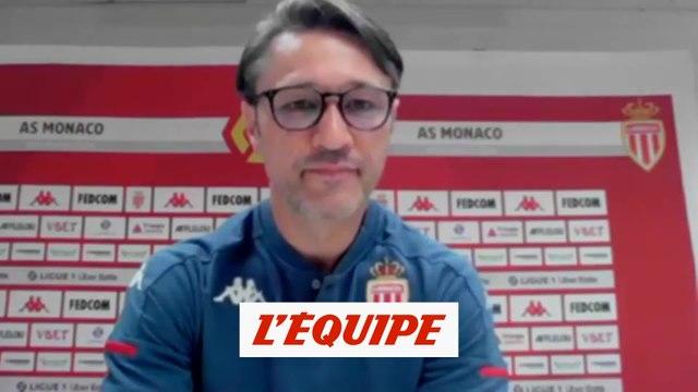 Kovac : «James Bunce a une grande expérience» - Foot - L1 - ASM