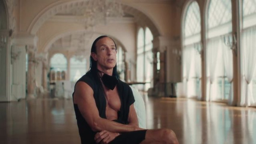 """I Am Probably Getting Closer to Sexuality, Just Because It Seems the Opposite of Self-Pity""—Rick Owens on Today's Good Morning Vogue"