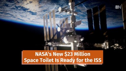 The Latest Space Toilet Tech