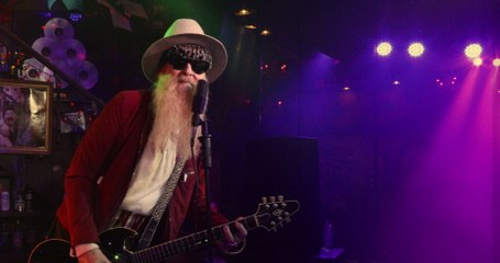 Billy F Gibbons - Hollywood 151