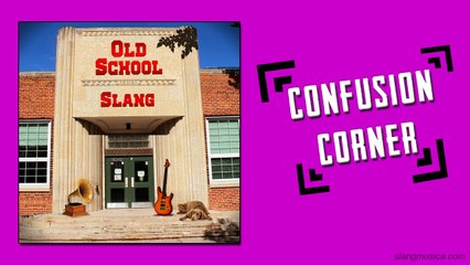 Confusion Corner (official audio) from the album Old School