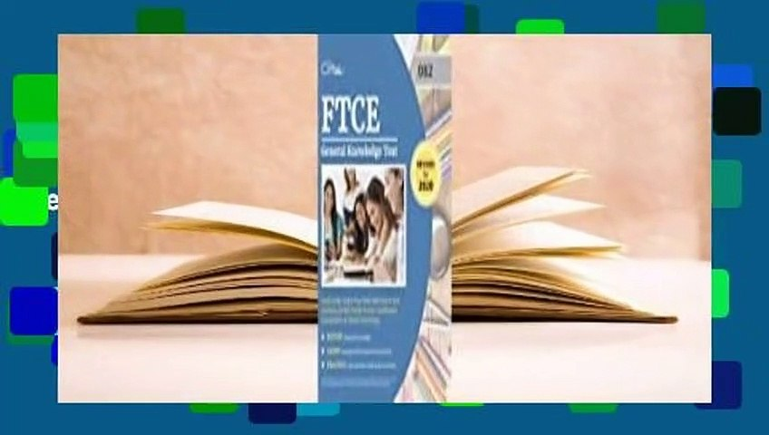 Full version  FTCE General Knowledge Test Study Guide: Exam Prep Book and Practice Test Questions