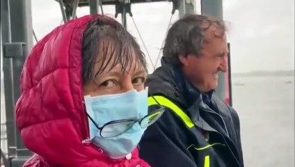 Sollevato il Mose: Venezia si prepara ad affrontare l'alta marea