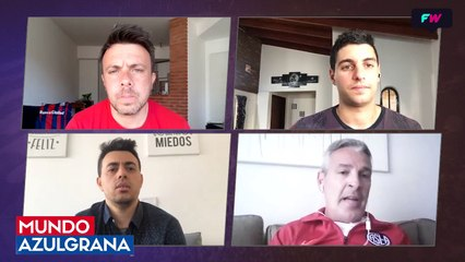 Mundo Azulgrana TV con Fernando Kuyumchoglu