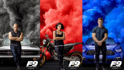 Fast and Furious 9 Trailer 05/28/2021