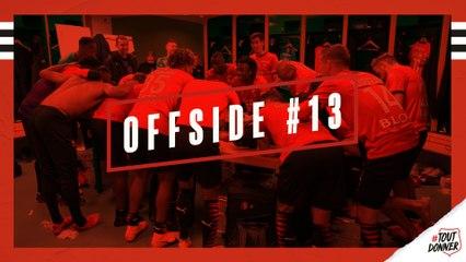 OFFSIDE #13