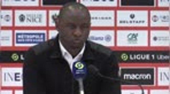 "Nice - Vieira : ""Leverkusen reste favori"""