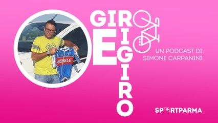GIRO E RIGIRO: la prima maglia rosa è di Filippo Ganna