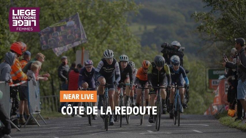 Côte de la Redoute - Liège-Bastogne-Liège Femmes 2020