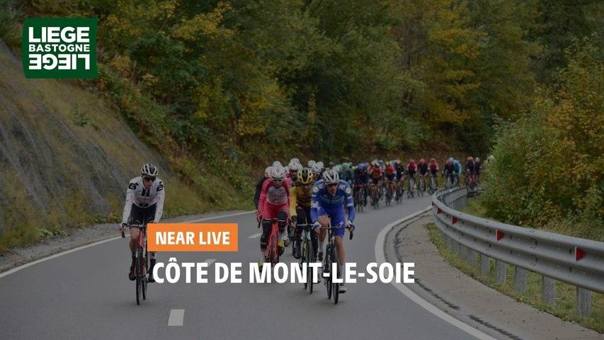 Côte de Mont-le-Soie - Liège-Bastogne-Liège 2020