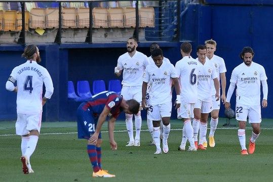 La Liga - Benzema buteur, Courtois sauveur du Real !