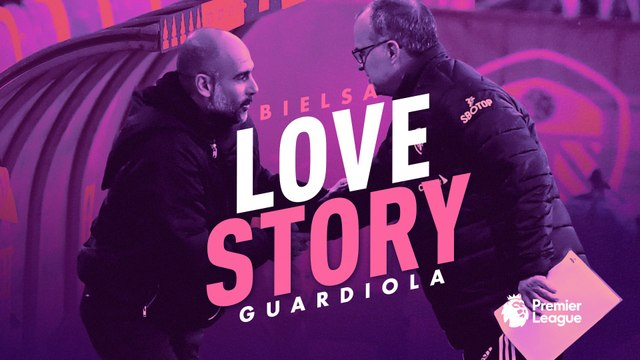 Bielsa - Guardiola : les retrouvailles
