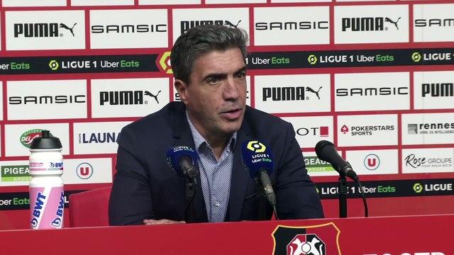 Guion : «Un match nul équitable» - Foot - L1 - Reims