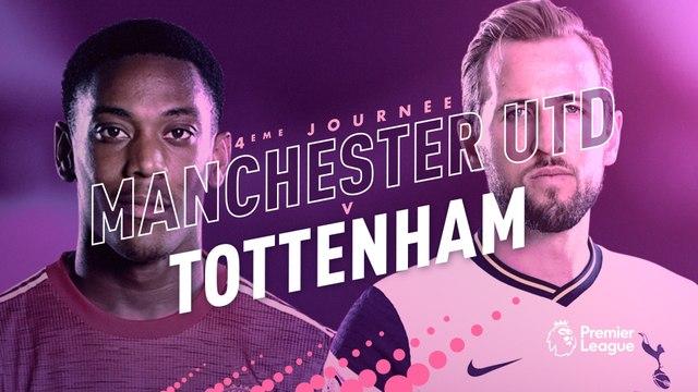 Le résumé de Manchester United - Tottenham : les Spurs humilient les Red Devils à domicile !