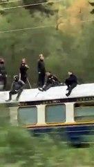 Tom Cruise aperçu en Norvège en plein tournage de Mission Impossible
