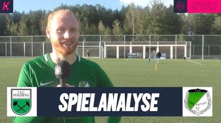 Die Spielanalyse | 1.FC Penzberg - TSV Brunnthal (Bezirksliga Süd)