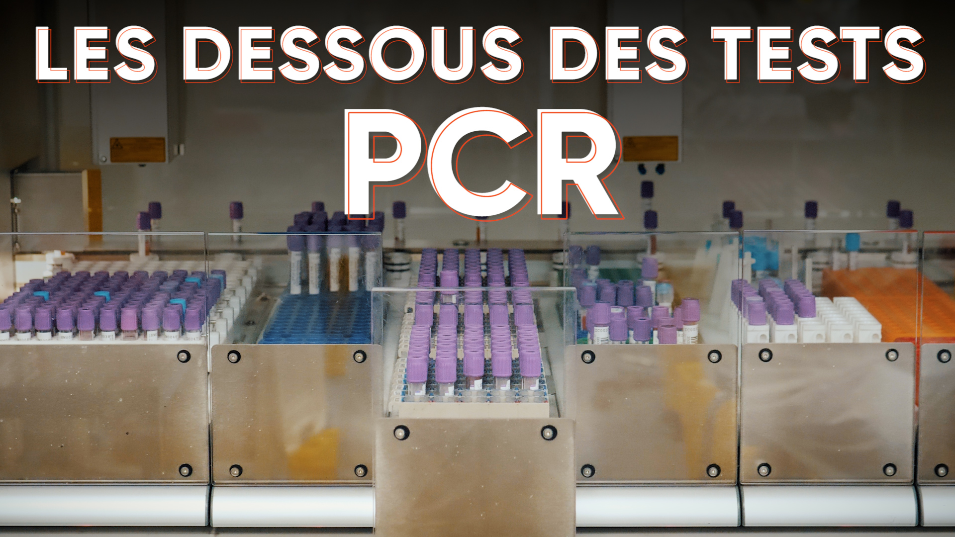 Coronavirus : les coulisses des tests PCR (reportage exclusif)