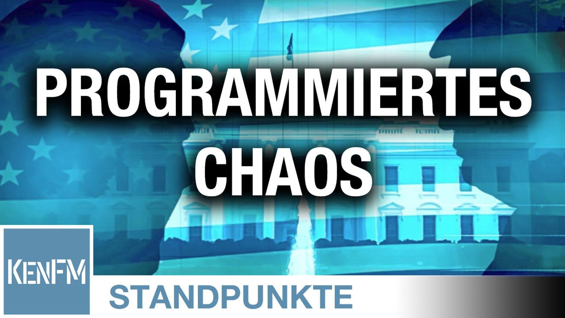 Programmiertes Chaos: Was Washingtons Trump-Gegner nach der Wahl planen | Von Whitney Webb
