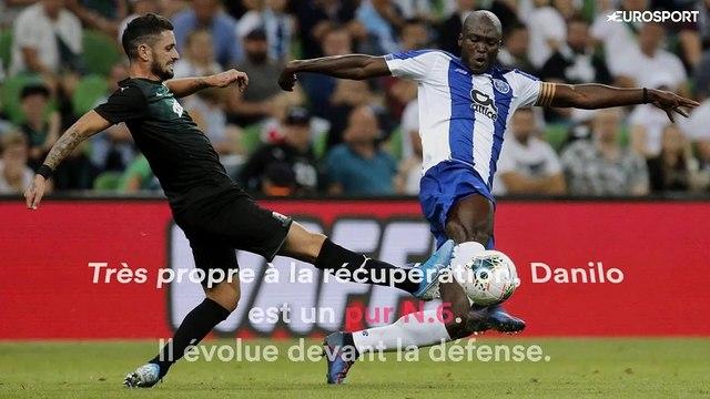 Mercato Advisor : Danilo Pereira, enfin la sentinelle tant recherchée par le PSG ?