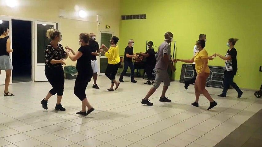 2020 - cours de Salsa Cubaine - Porte Ouverte du Body Moving - mardi 22 septembre by Occo Style