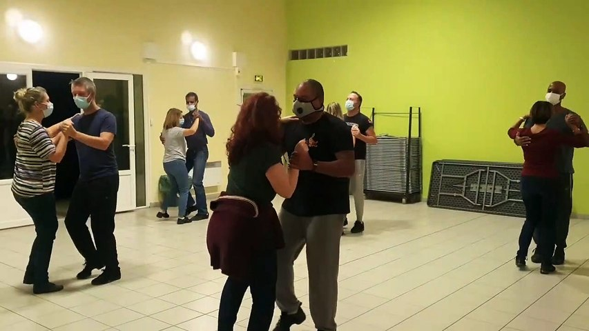 2020 - cours de Bachata au Body Moving - jeudi 01 octobre by Occo Style