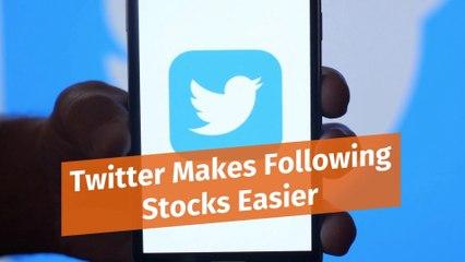 Twitter Stocks Update