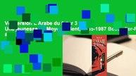 Vollversion L'Arabe du futur 3 : Une jeunesse au Moyen-Orient, 1985-1987 Bestseller-Rang: #3