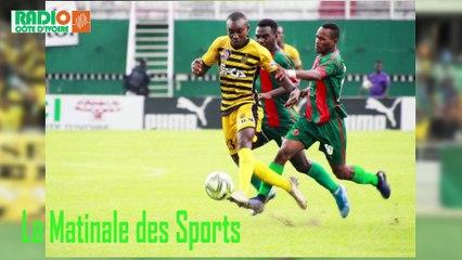 La Matinale des Sports du 06 octobre 2020/ Football: Que retenir du match ASEC- AFRICA du samedi dernier ? Fernand Kouakou