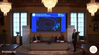 Nobel de Física para los eruditos del agujero negro: Penrose, Genzel y Ghez