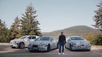 Mercedes EQ : la gamme électrique va s'agrandir dès 2021