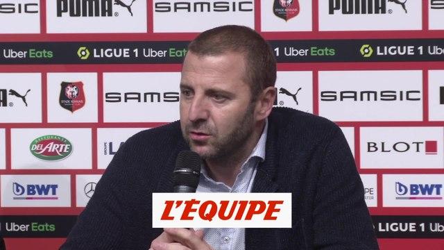 Florian Maurice décrypte le jeu de Jérémy Doku - Foot - L1 - Rennes