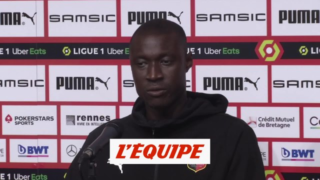 Alfred Gomis est venu pour le «projet» du Stade Rennais - Foot - L1 - Transferts