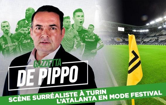 """La Gazzetta de Pippo : """"Scènes surréalistes à Turin"""""""