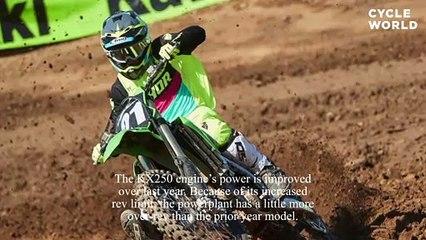 2021 Kawasaki KX250 Review First Ride
