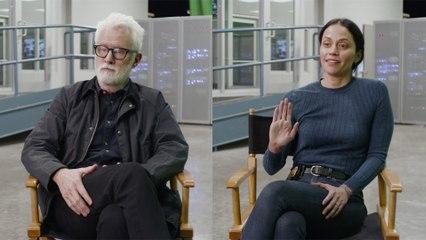 John Slattery and Fernanda Andrade star in Fox's NEXT
