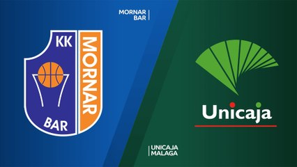 7Days EuroCup Highlights Regular Season, Round 2: Mornar 90-80 Unicaja