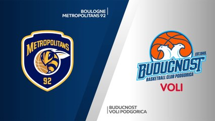 7Days EuroCup Highlights Regular Season, Round 2: Metropolitans 83-89 Buducnost