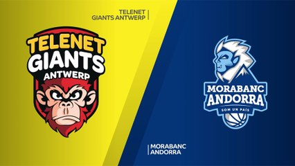7Days EuroCup Highlights Regular Season, Round 2: Giants 60-71 Andorra