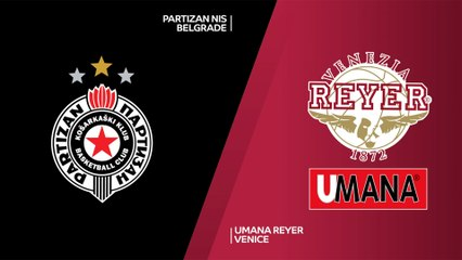 7Days EuroCup Highlights Regular Season, Round 2: Partizan 95-73 Reyer