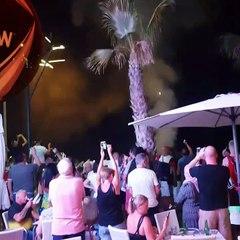 letting fireworks off in spain VID ID - VIDID