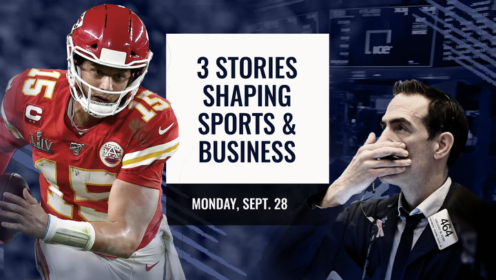 Russell Wilson Dominates: Top Stories, Sports and Business News — Sept. 28