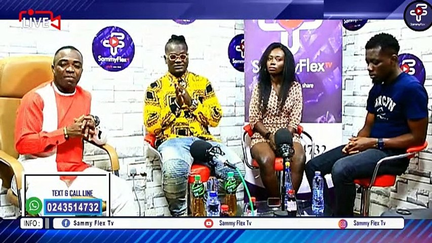 3.5 Million People Await Shatta Wale In Liberia- This Is How It All Happened: Chill Out Badman Says