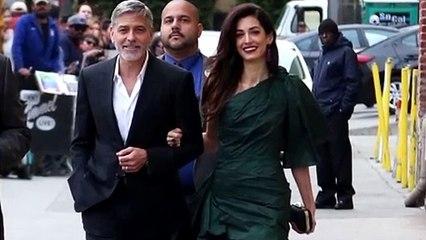 Amal Clooney ¿víctima de la moda?