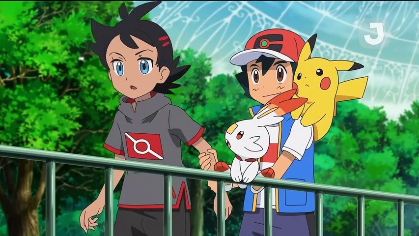 Pokemon Saison 23 Episode 11 - Mon meilleur ami... et mon pire cauchemar !