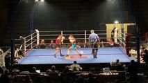 Cassandra Crevecoeur vs Melanie Mercier (09-10-2020) Full Fight