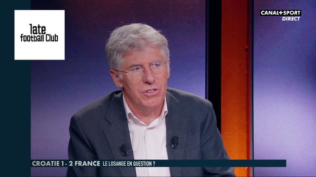 Le 4-4-2 en losange de Didier Deschamps