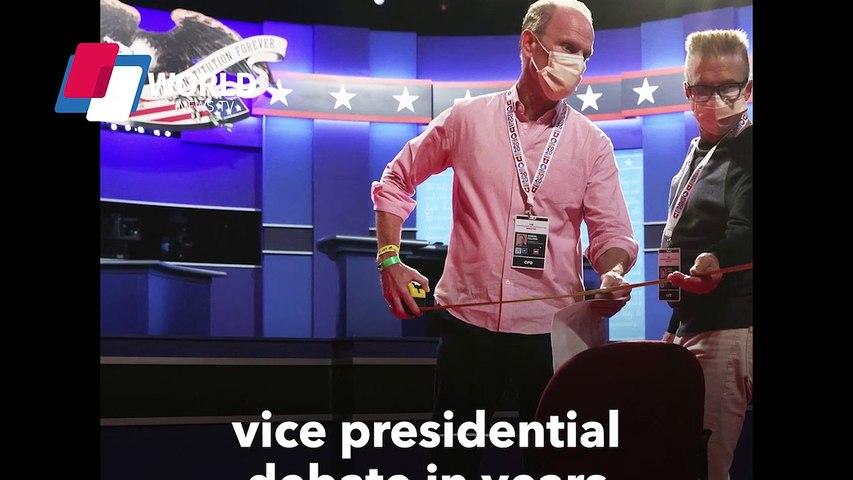 Kamala Harris, Mike Pence Set to Meet in Higher-Stakes Debate