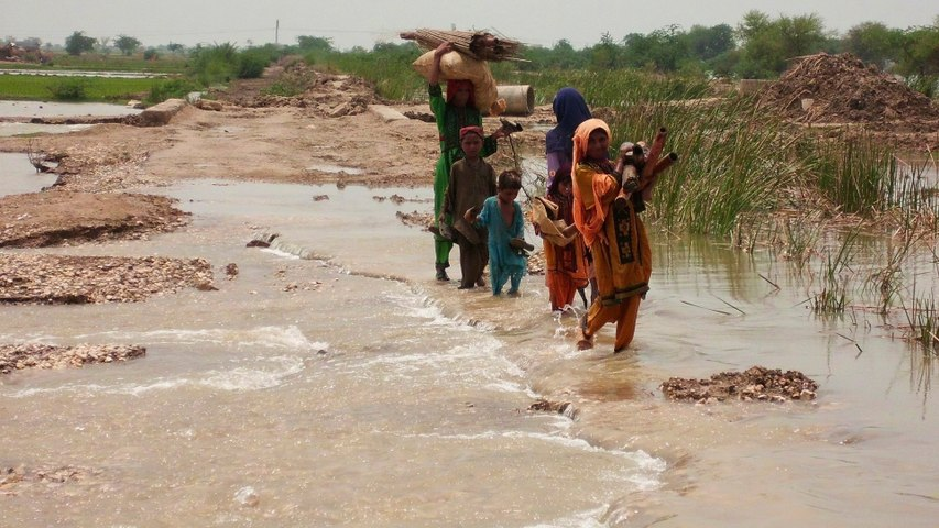 Pakistan floods: More than one million people struggle to recover