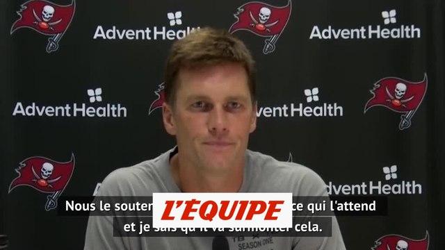 Brady : « Dur de perdre un joueur comme O. J. Howard » - Foot US - NFL - Buccaneers