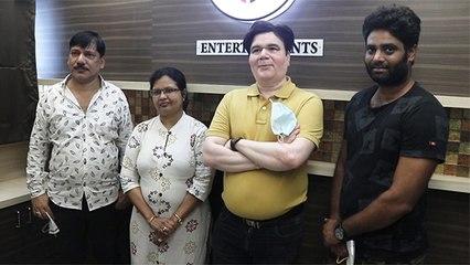 निरहुआ और यश कुमार के साथ नई फिल्मो को लेकर आ रहे है चंद्रेश मेहता